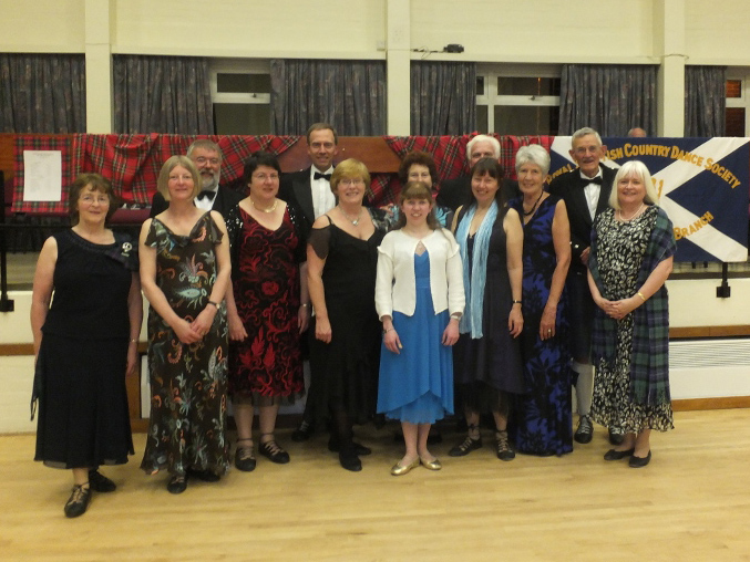 60th Anniversary Ball 2014